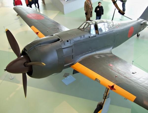 三式戦闘機 – Wikipedia