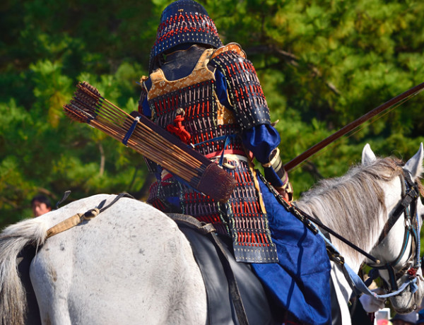 The 5 best ancient Japanese samurai weapons
