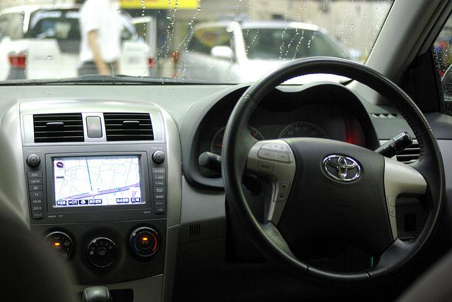 retal car