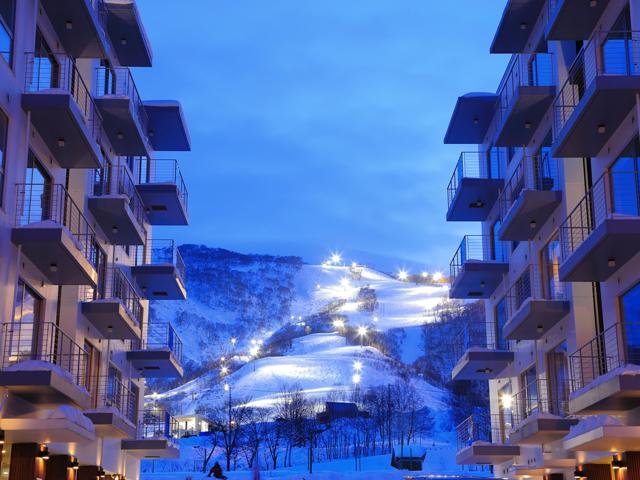 Best Skiing Areas in Japan