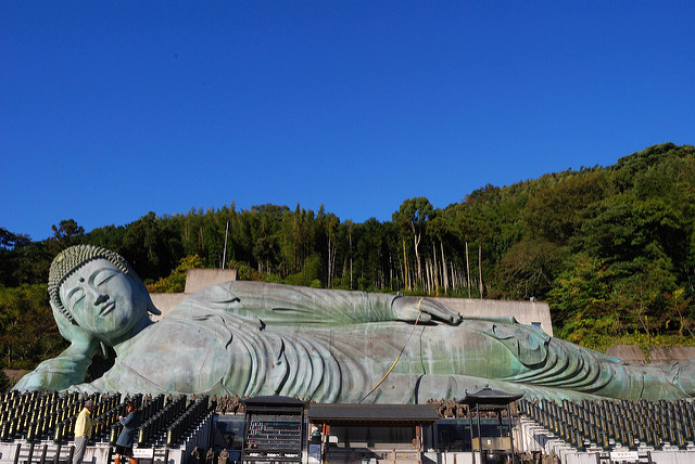 Nanzoin Temple in Fukuoka